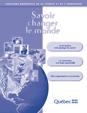 Visuel de la Politique québécoise de la science et de l'innovation.