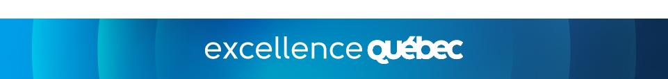 Bannière Excellence Québec