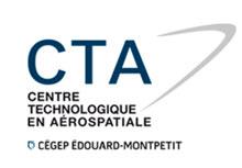 Logo du Centre technologique en aérospatiale