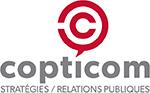 COPTICOM inc. logo