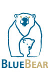 Bluebear LES logo
