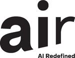 AIR - AI Redefined logo