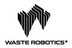 Waste Robotics logo