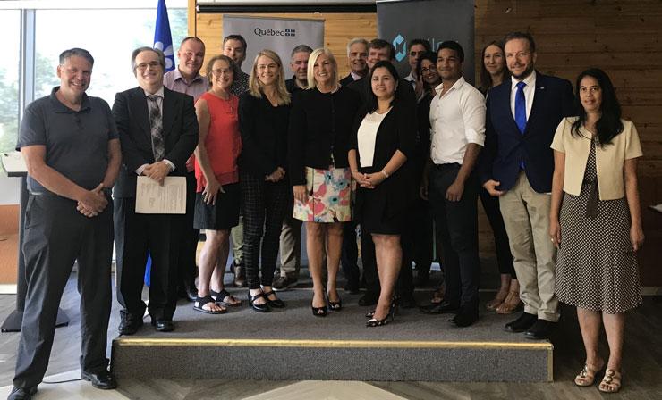 Plan d'action gouvernemental en entrepreneuriat - Sélection du pôle régional d'innovation en Outaouais