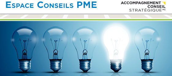 Espace Conseils PME - Accompagnement conseil stratégique