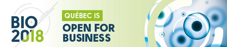 BIO 2018 - Québec : open for business