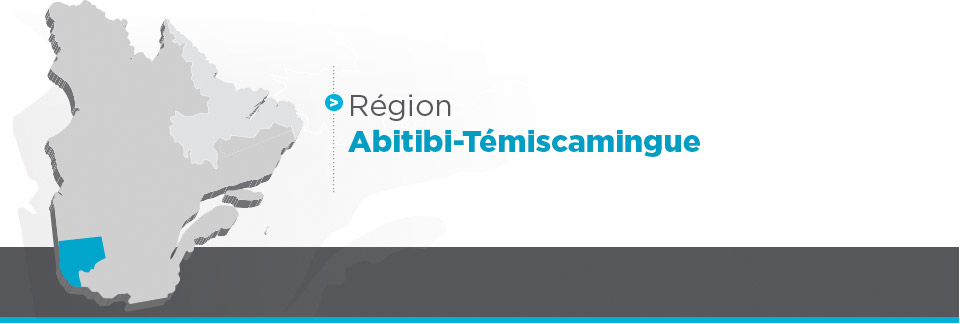 Région Abitibi-Témiscamingue