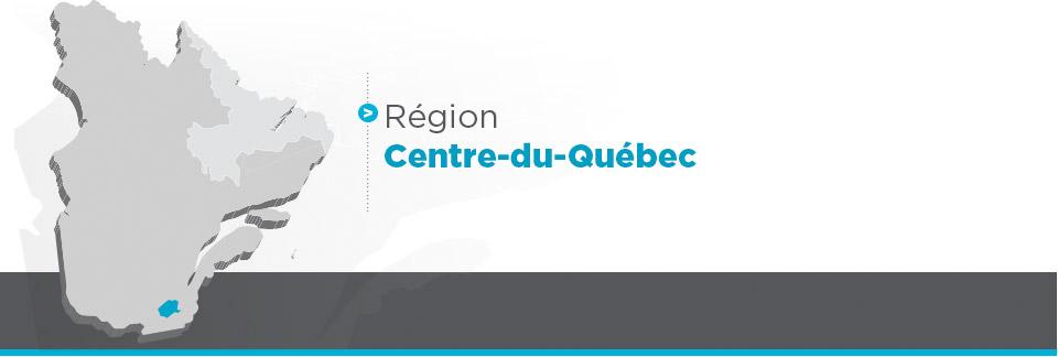 Région Centre-du-Québec