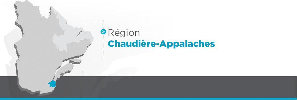 Région Chaudière-Appalaches