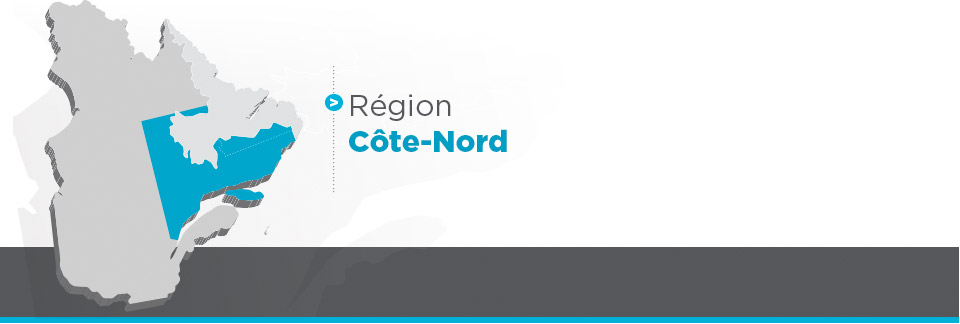 Région Côte-Nord