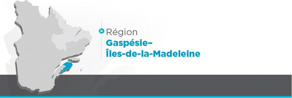 Région Gaspésie–Îles-de-la-Madeleine