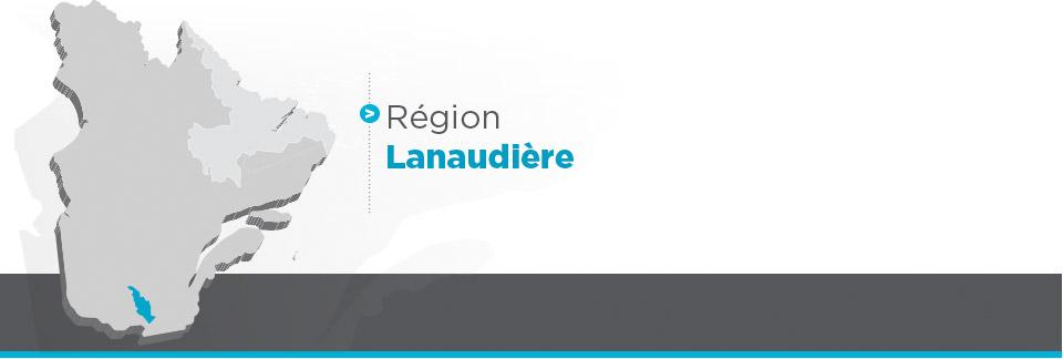 Région Lanaudière