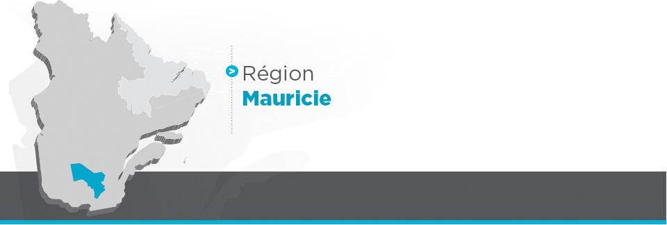 Région Mauricie
