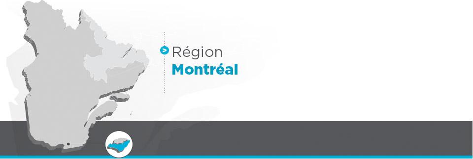Région Montréal