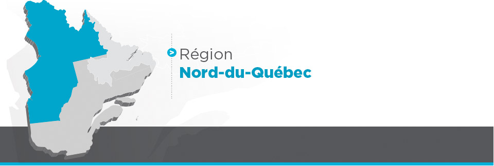 Région Nord-du-Québec