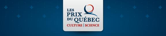 Les prix du Québec / Culture-science