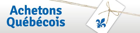 Achetons québécois