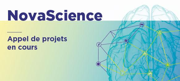 NovaScience - Appel de projets en cours