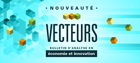 Nouveauté. Vecteurs. Veille stratégique en économie et innovation.